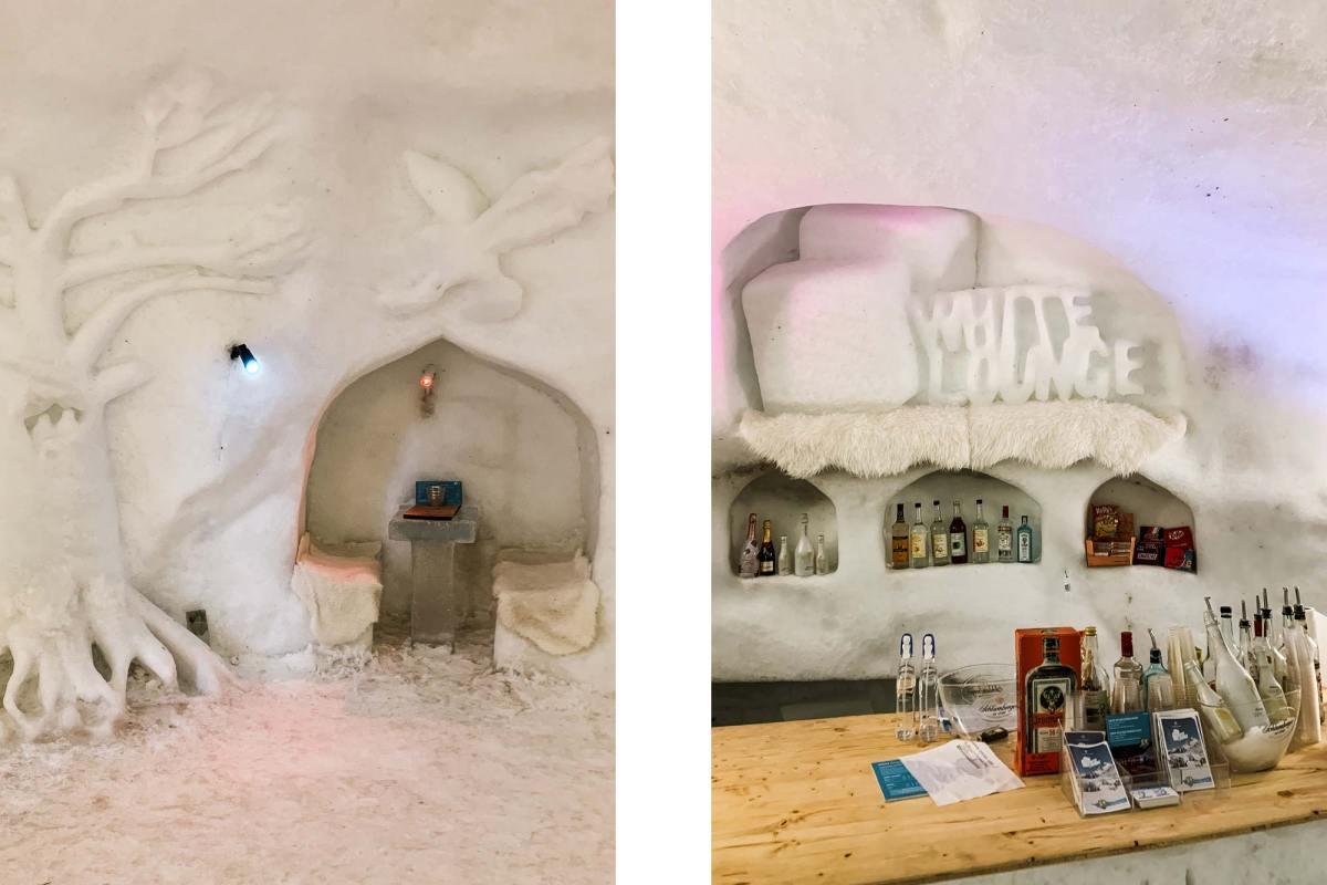 White Lounge Ahorn Mayrhofen