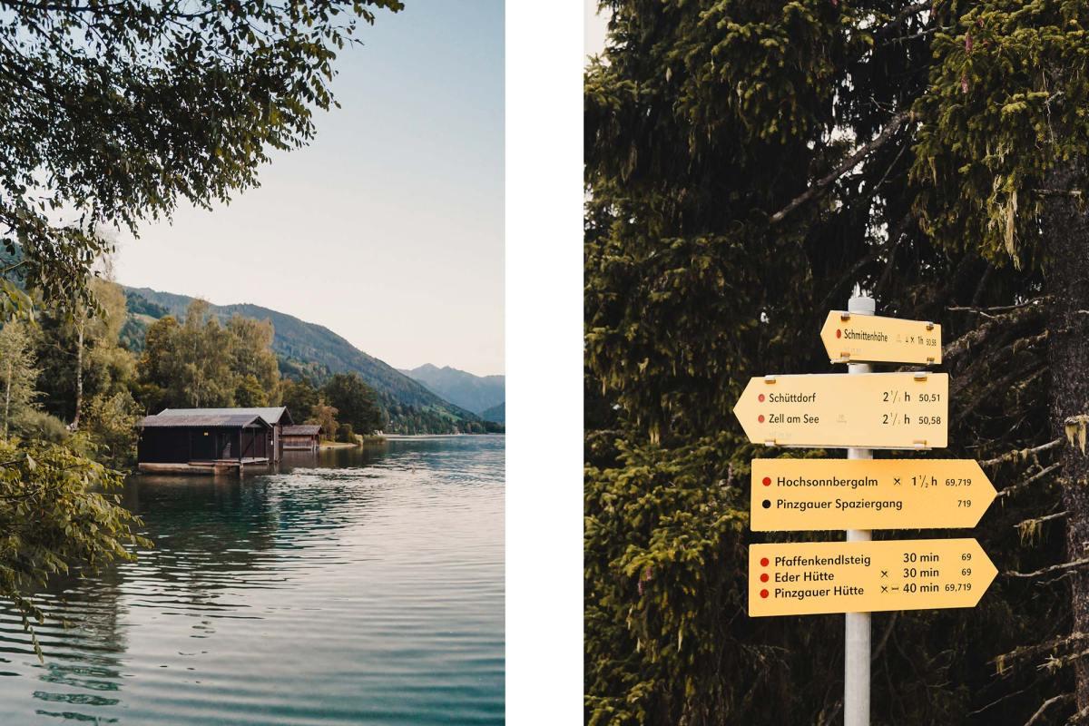 Vakantie in de omgeving van Zell am See