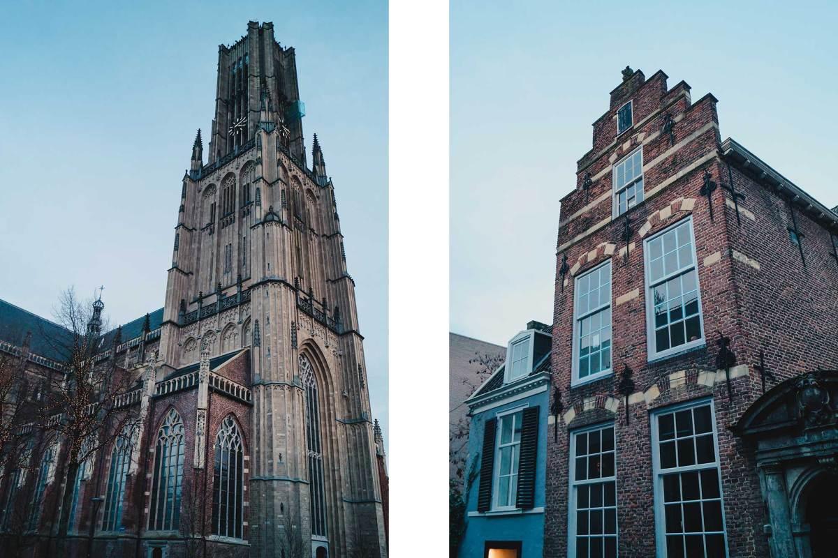 Genieten in de binnenstad van Arnhem
