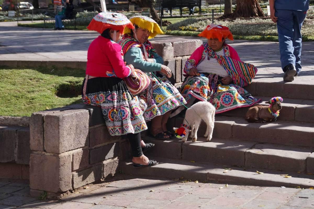 Nog meer cultuur in het oude Cusco