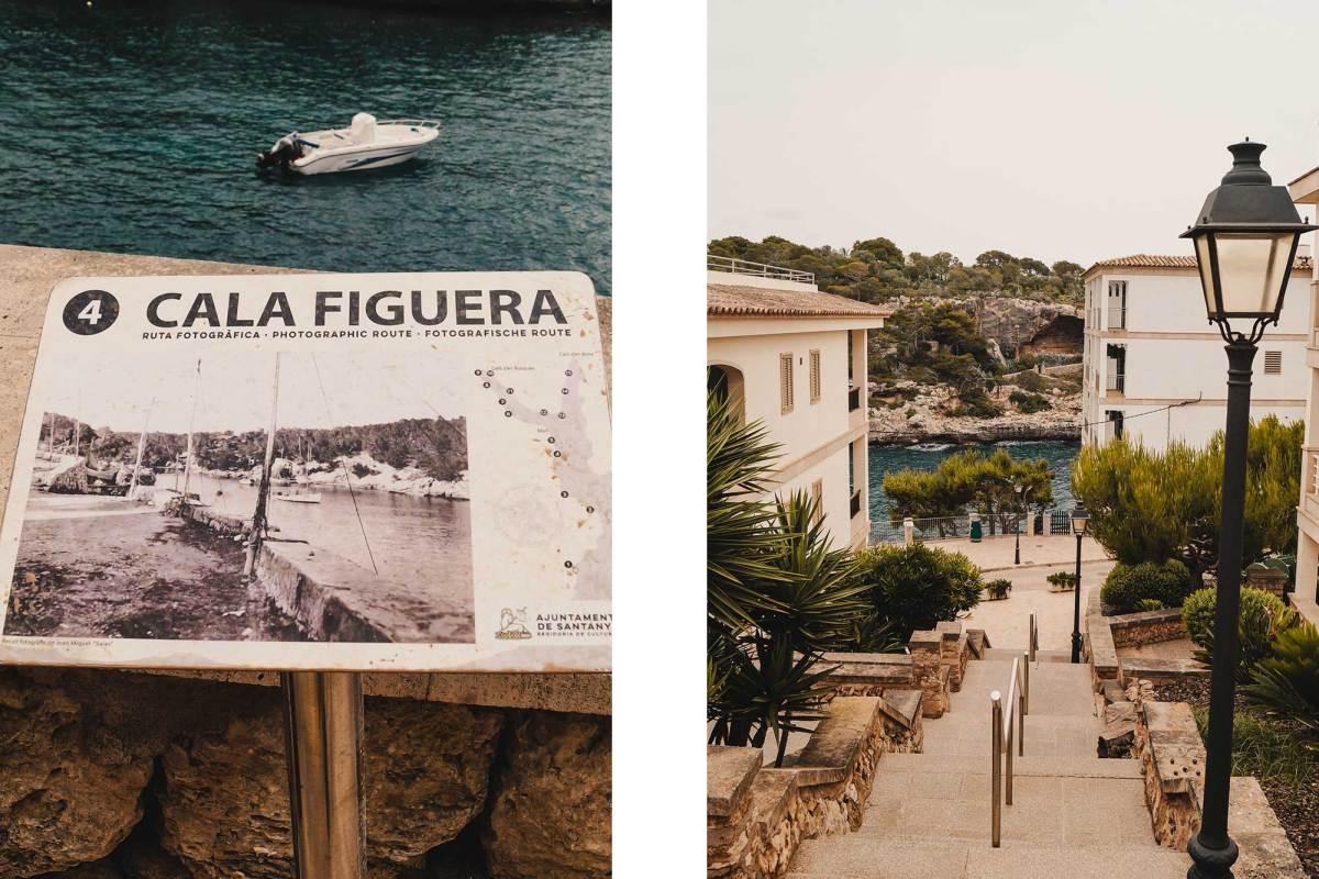 Hiken van natuurpark Mondrago naar Cala Figuera