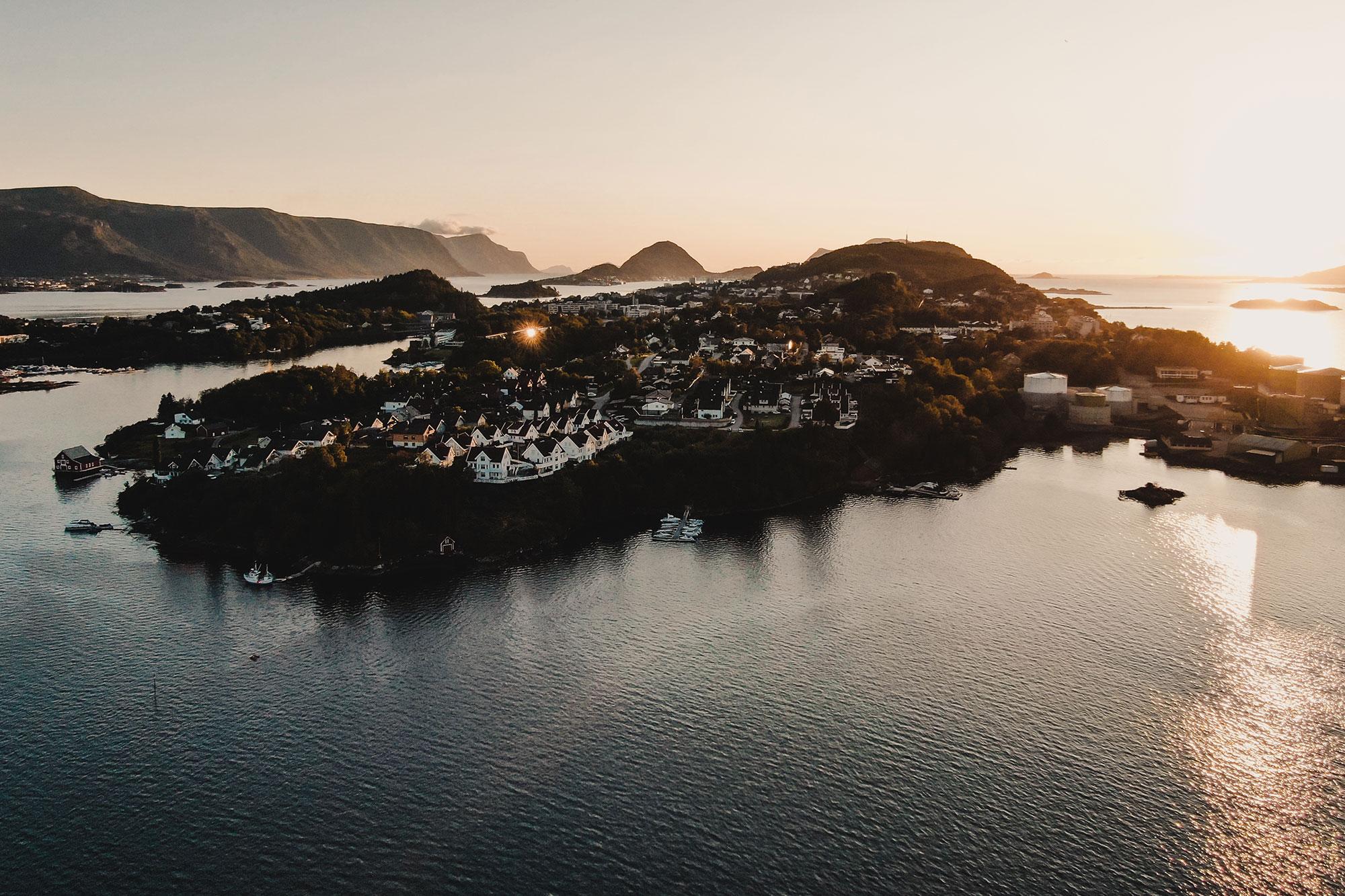 De ultieme roadtrip door het zuiden van Noorwegen