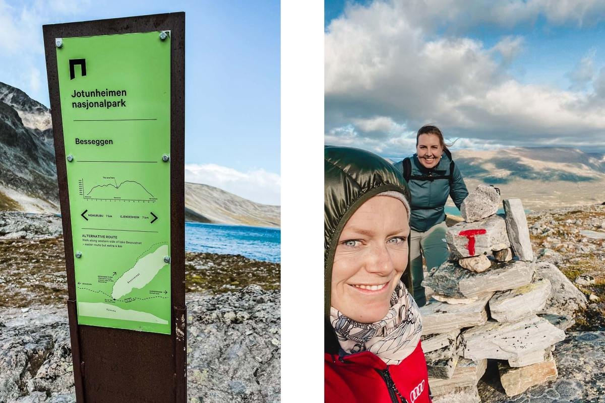 Tips voor de uitdagende Besseggen Trail