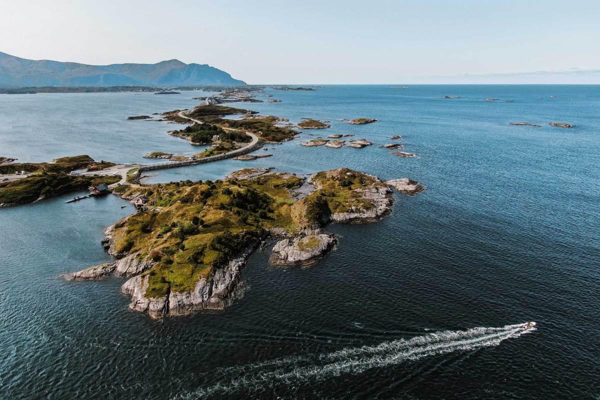 The New Journey Reisblog - Roadtrip Noorwegen