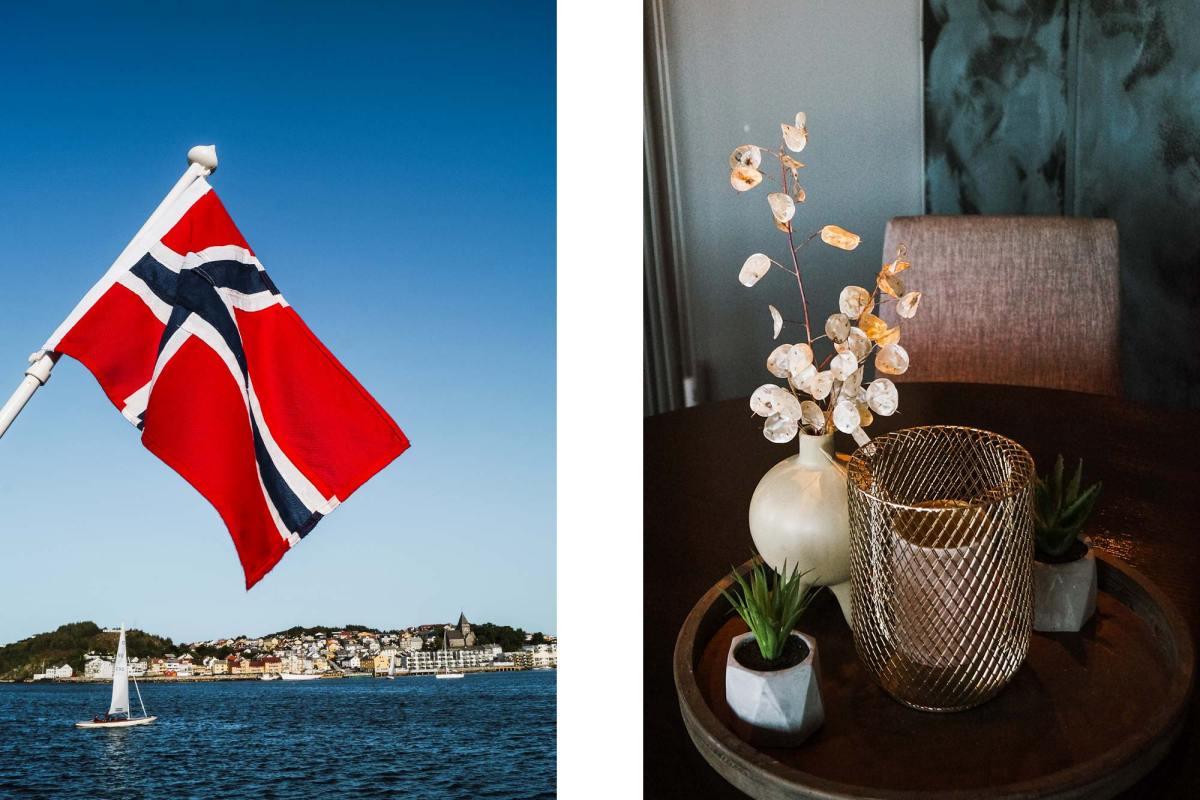 Overnachten bij Scandic hotel in Kristiansund