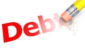 Erase all debts through debt management