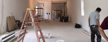Home renovation about to start
