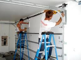 garage door installation in Minneapolis
