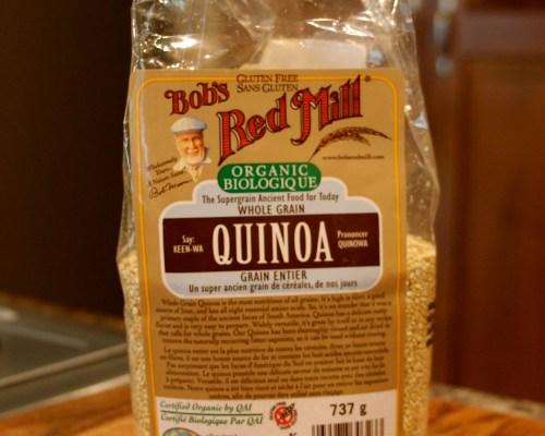 My Fav Quinoa Salad
