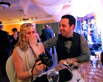 NYE in Great Gatsby Style