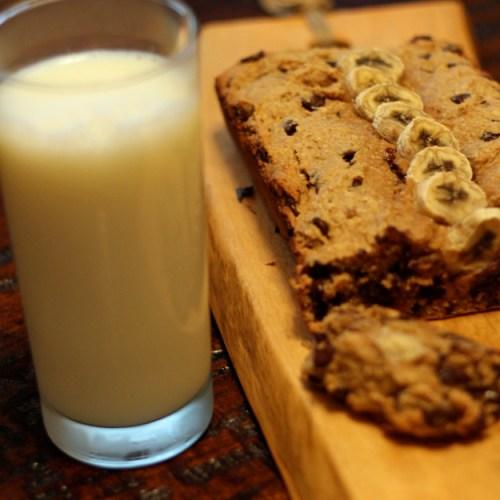Oatmeal Banana Bread