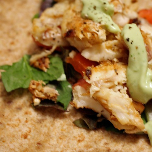 Easy Fish Taco Recipe