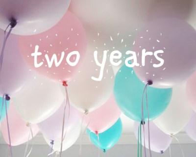 2 Year Birthday