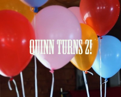 Quinn's Circus Themed Birthday
