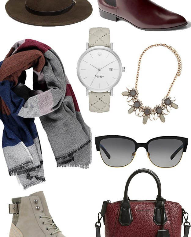 Fall's Must Have Accessories
