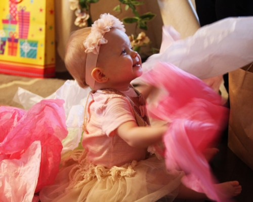 Floral & Boho First Birthday Party