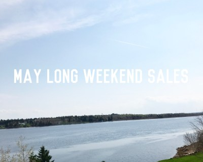 May Long Weekend Sales
