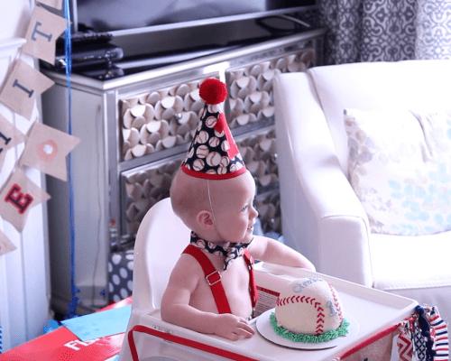 Charlie's 1st Birthday