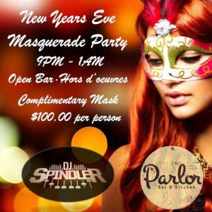 Parlor New Years Eve