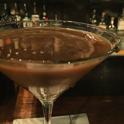 The Midnight Express - Loyal 9, Tia Maria, Godiva Liquor and a Chocolate Espresso Bean