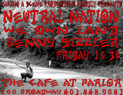 neutral nation poster