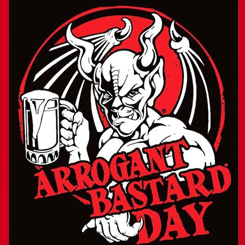 Arrogant Bastard Day
