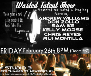 Wasted Talent Feb 2016 ad 1