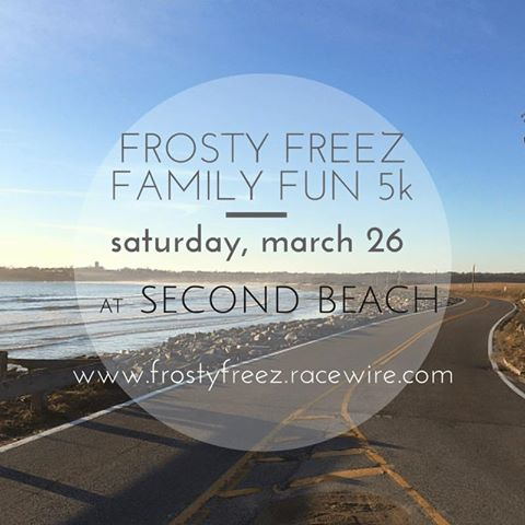 Frosty Freez Family Fun 5k Photo