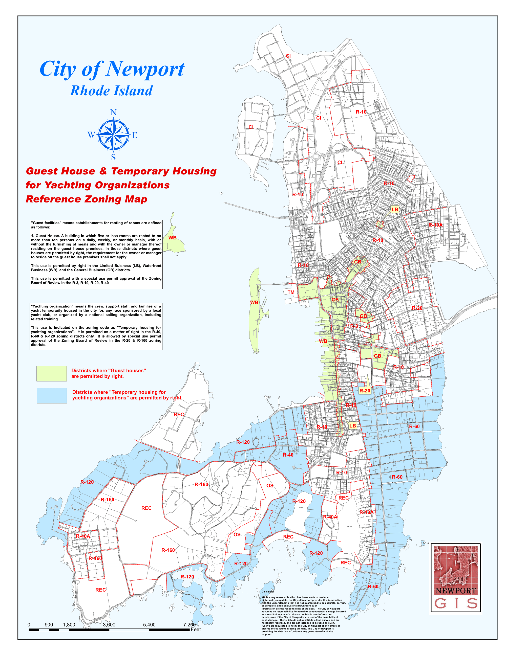 Newport RIs AirBnB Crisis Time For A Ban The Newport Blast - Map of ri