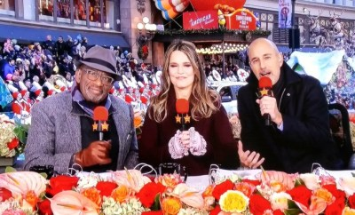 Matt Lauer Fired Thanksgiving 2017