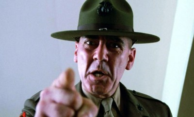 RIP R. Lee Ermey Marine Corps Drill Instructor