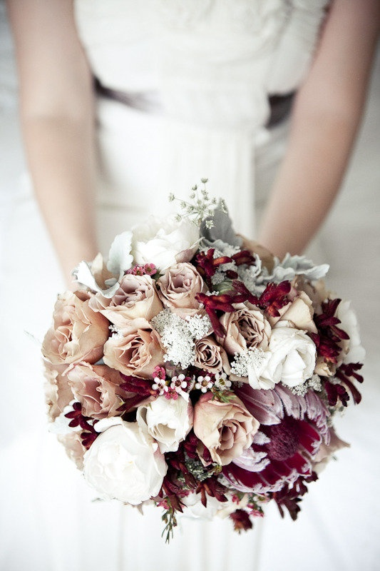 41 Fabulous Winter Bouquets