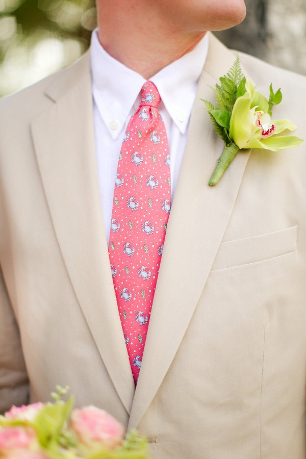 A Vineyard Vines Themed Wedding