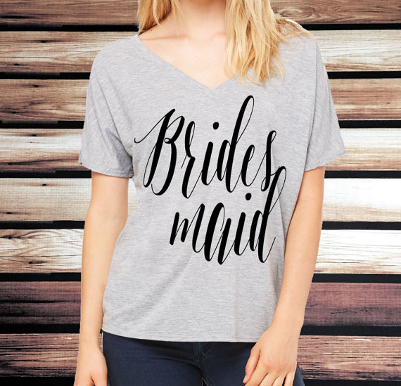 Best Bridesmaids T's