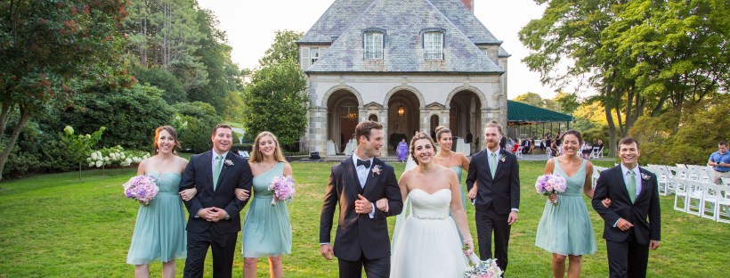 Applying the 5-Second Rule for your Wedding | The Newport Bride