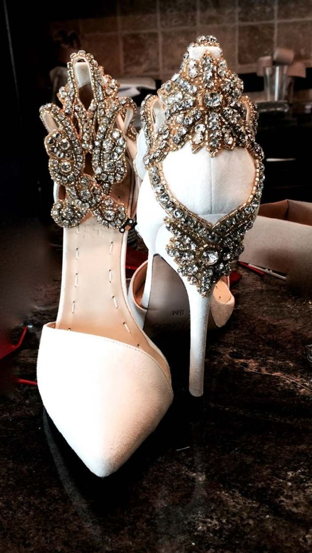 35 of the Most Fabulous Wedding Shoes.jpg