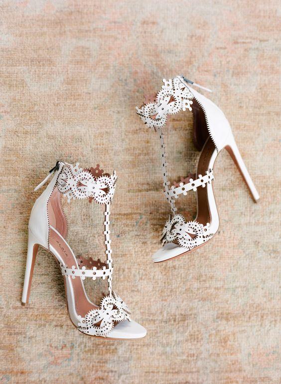 Summer Shoes | the Newport Bride