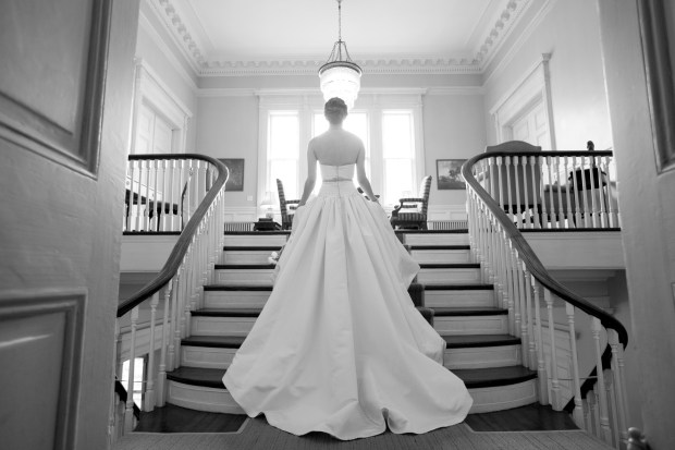 Kate Spade Styled Shoot at the Vanderbilt Grance | The Newport Bride