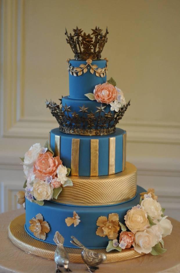 Wedding Cake Trends - Trusting your baker   The Newport Bride