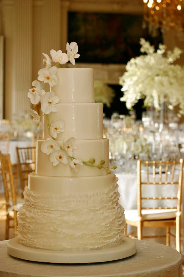 8 Wedding Cake Trends You Have Hear - The Newport Bride