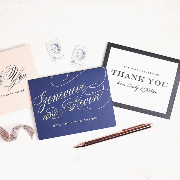4 things to look for when choosing an invitation | The Newport Bride