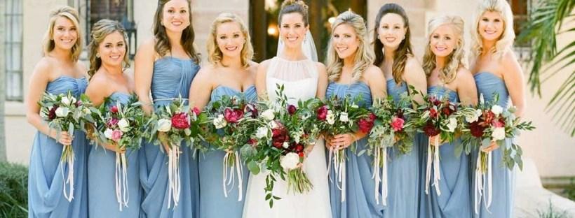 3 Alternative Fall Wedding Color Schemes   The Newport Bride