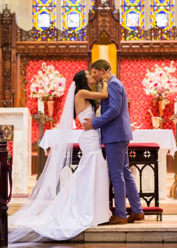 Meredith and Jim's Newport Beach Club Wedding | The Newport Bride