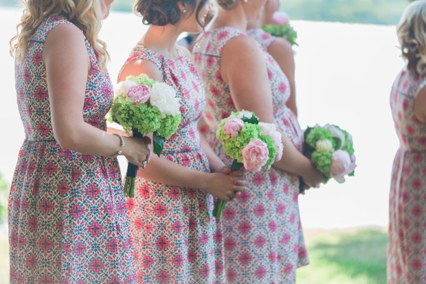 Claire and Caleb's Mount Hope Farm Wedding | The Newport Bride