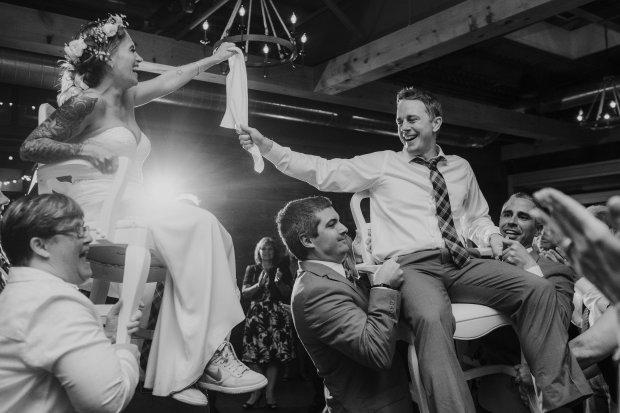 Whitney and Tyler's Newport Vineyard Wedding on The Newport Bride