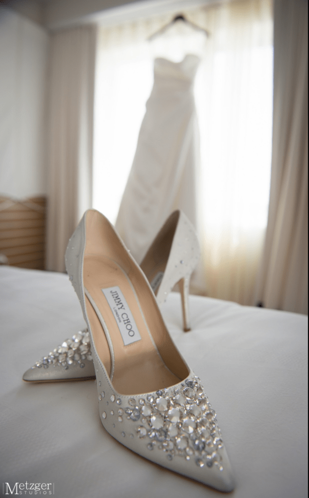 Danielle and Omer's Rosecliff Wedding | The Newport Bride