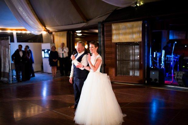 Julianne and Michael's Glamorous Newport Wedding