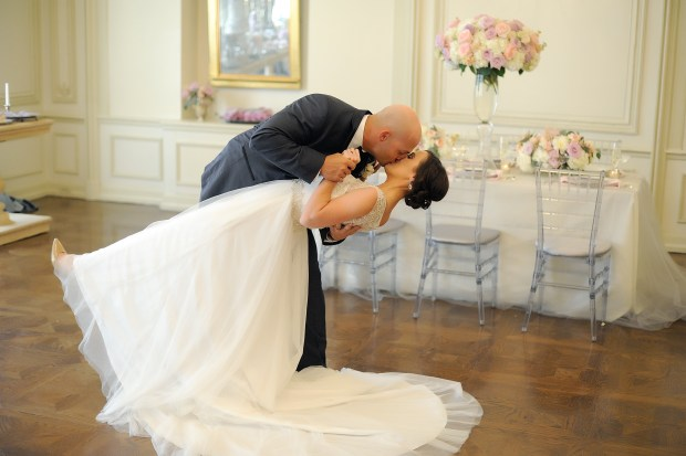 Wedding on a Cloud Styled Shoot on The Newport Bride