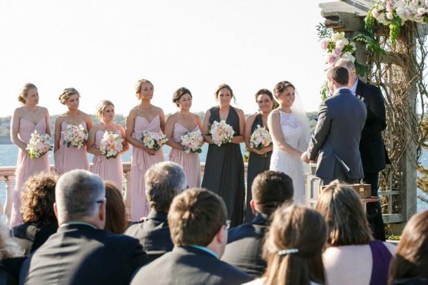 Courtney and Jeff's Castle Hill Inn Wedding on The Newport Bride Wedding Blog