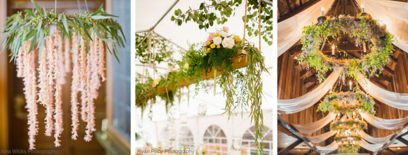 How to make a flower chandelier the newport bride how to make a floral chandelier on the newport bride aloadofball Image collections